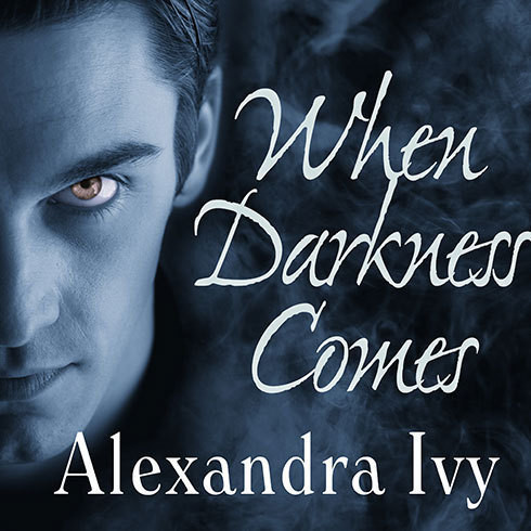 Printable When Darkness Comes Audiobook Cover Art