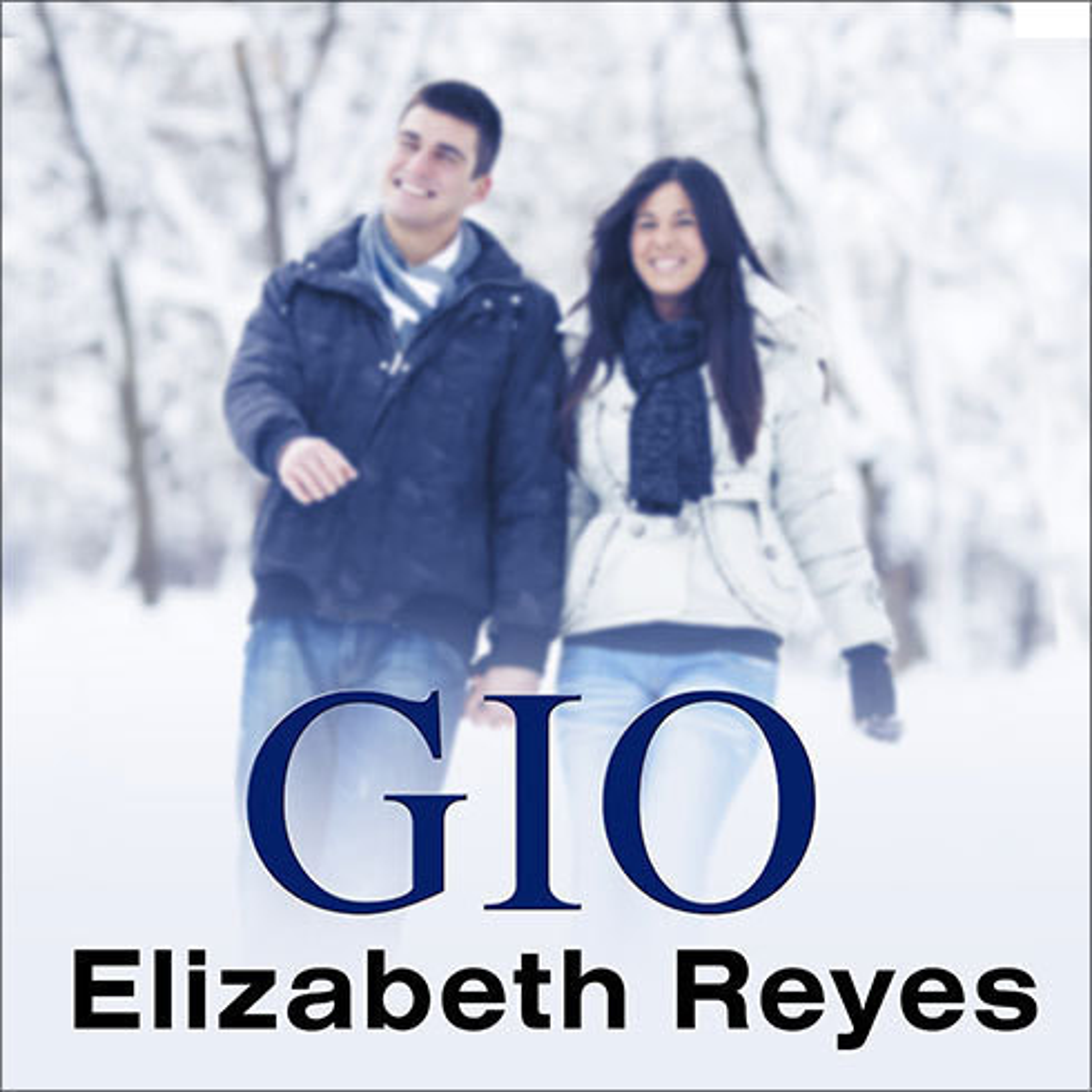 Printable Gio Audiobook Cover Art