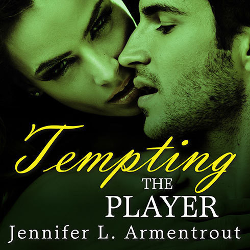 Printable Tempting the Player Audiobook Cover Art