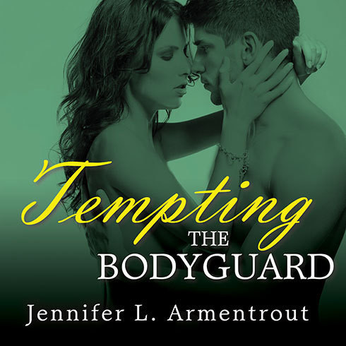 Printable Tempting the Bodyguard Audiobook Cover Art