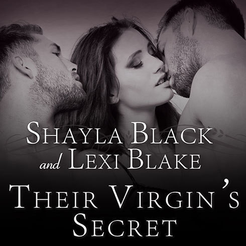 Printable Their Virgin's Secret Audiobook Cover Art