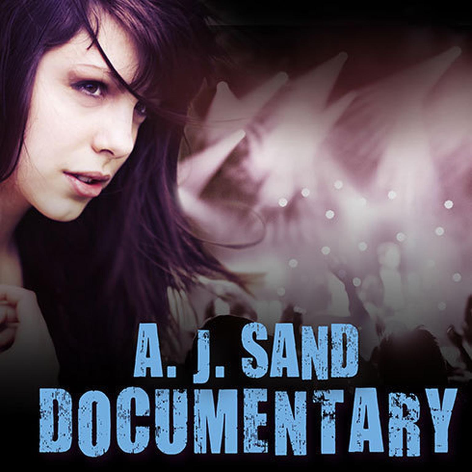 Printable Documentary Audiobook Cover Art