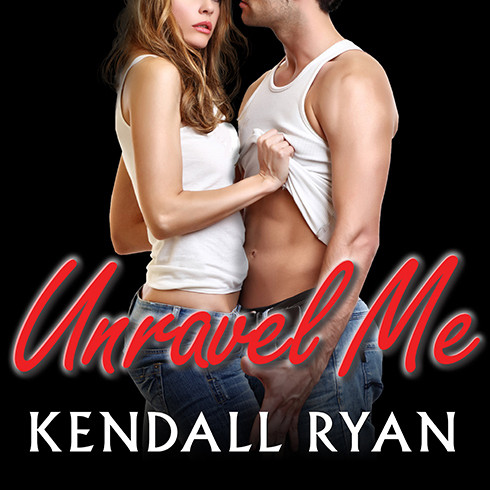 Printable Unravel Me Audiobook Cover Art