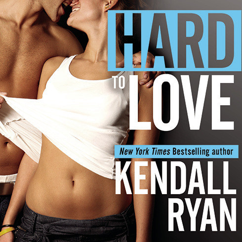 Printable Hard to Love Audiobook Cover Art