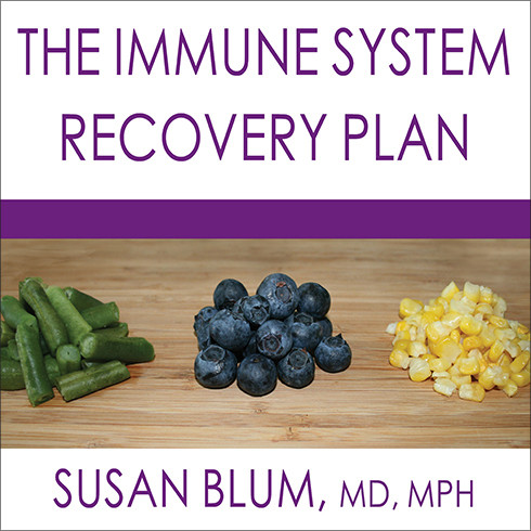 Printable The Immune System Recovery Plan: A Doctor's 4-Step Program to Treat Autoimmune Disease Audiobook Cover Art