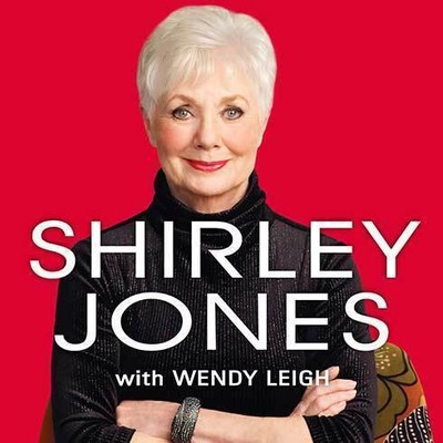 Printable Shirley Jones: A Memoir Audiobook Cover Art