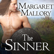 The Sinner Audiobook, by Margaret Mallory