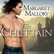 The Chieftain Audiobook, by Margaret Mallory