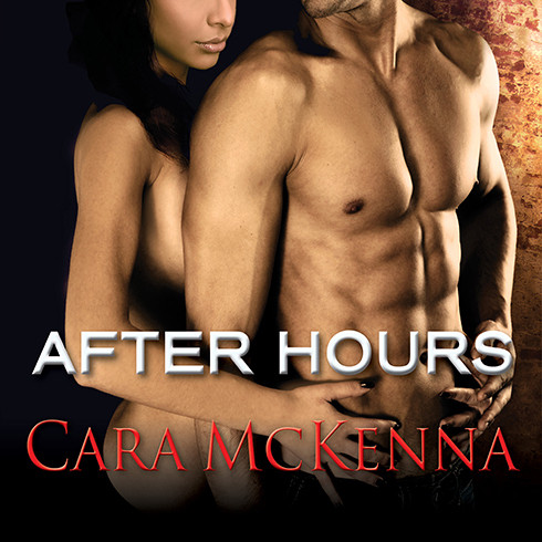 Printable After Hours Audiobook Cover Art