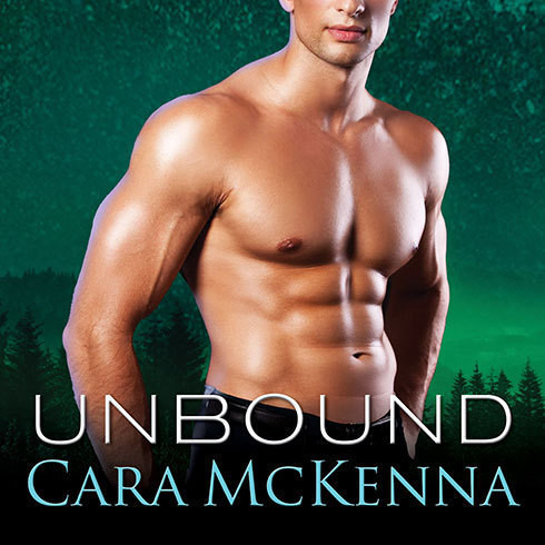 Printable Unbound Audiobook Cover Art