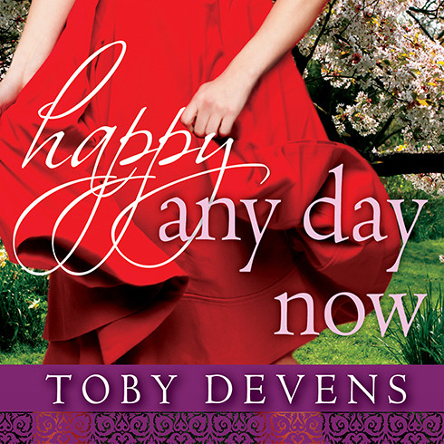 Printable Happy Any Day Now Audiobook Cover Art