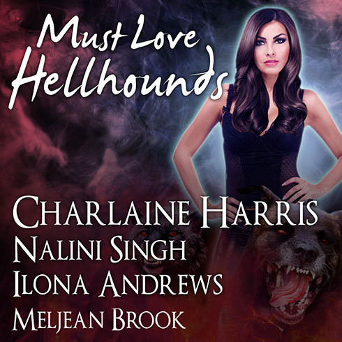 Printable Must Love Hellhounds Audiobook Cover Art