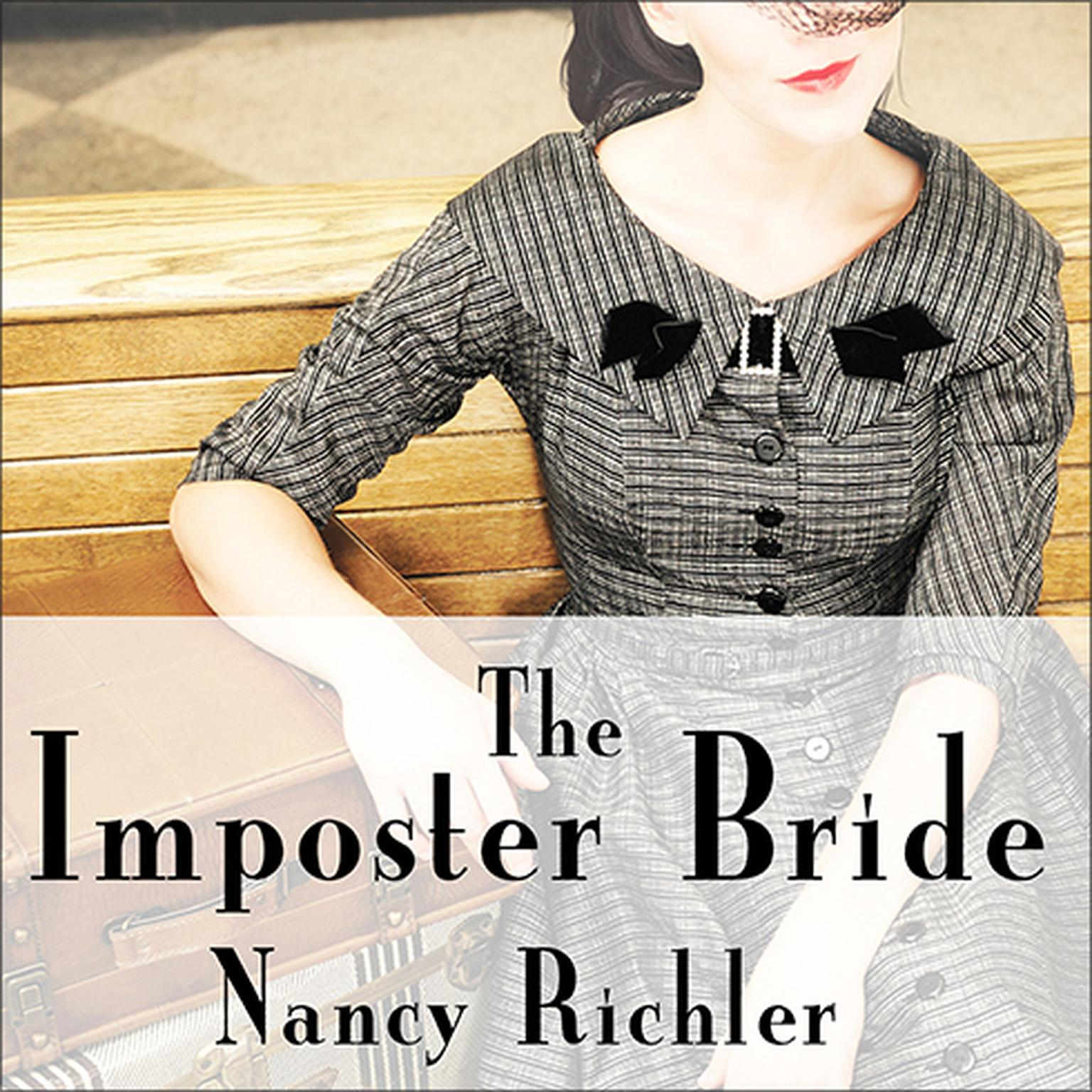 Printable The Imposter Bride Audiobook Cover Art