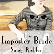The Imposter Bride, by Nancy Richler, Tavia Gilbert