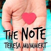 The Note Audiobook, by Teresa Mummert, George Newbern, Tara Sands