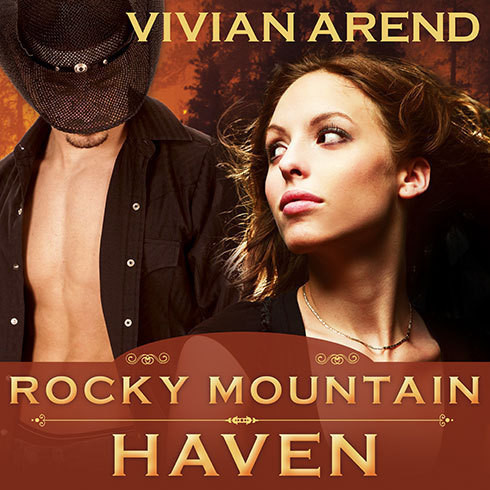 Printable Rocky Mountain Haven Audiobook Cover Art