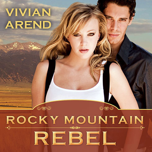 Printable Rocky Mountain Rebel Audiobook Cover Art