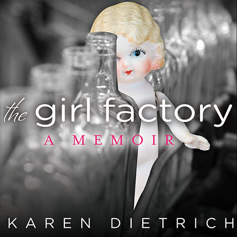 Printable The Girl Factory: A Memoir Audiobook Cover Art