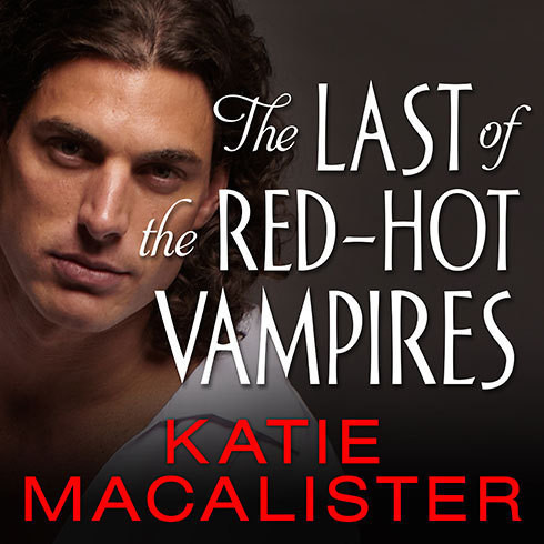 Printable The Last of the Red-Hot Vampires Audiobook Cover Art