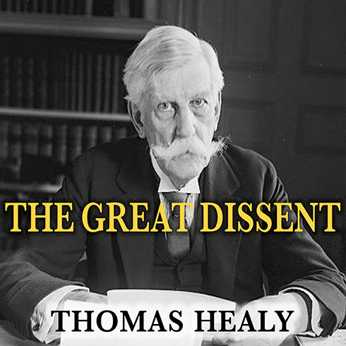 Printable The Great Dissent: How Oliver Wendell Holmes Changed His Mind--and Changed the History of Free Speech in America Audiobook Cover Art