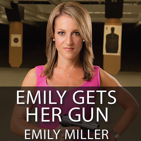 Printable Emily Gets Her Gun: But Obama Wants to Take Yours Audiobook Cover Art