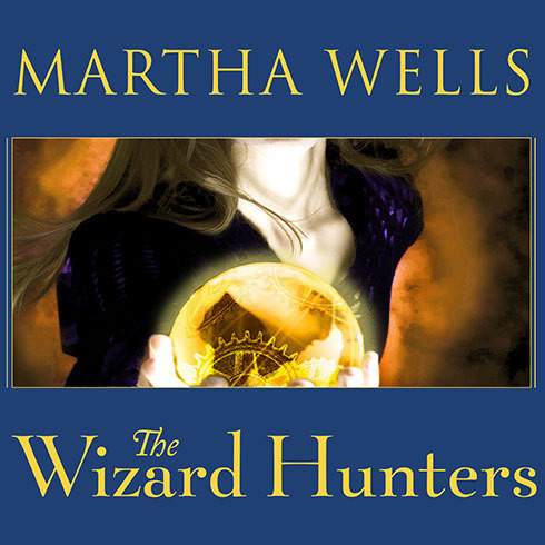 Printable The Wizard Hunters Audiobook Cover Art