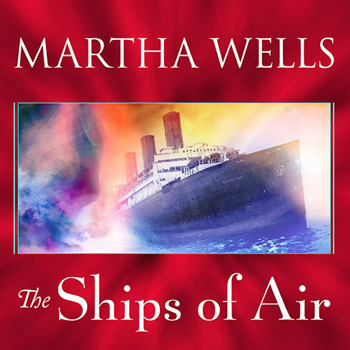 Printable The Ships of Air Audiobook Cover Art