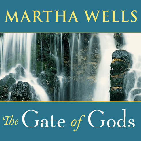 Printable The Gate of Gods Audiobook Cover Art