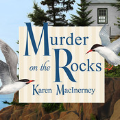 Murder on the Rocks Audiobook, by Karen MacInerney