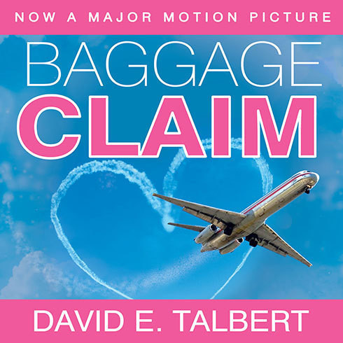 Printable Baggage Claim Audiobook Cover Art