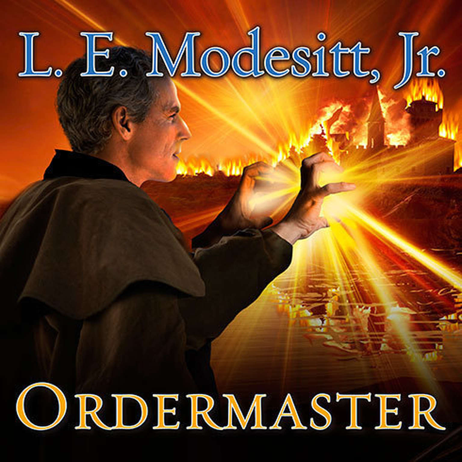 Printable Ordermaster Audiobook Cover Art