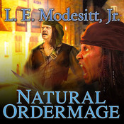 Natural Ordermage Audiobook, by L. E. Modesitt