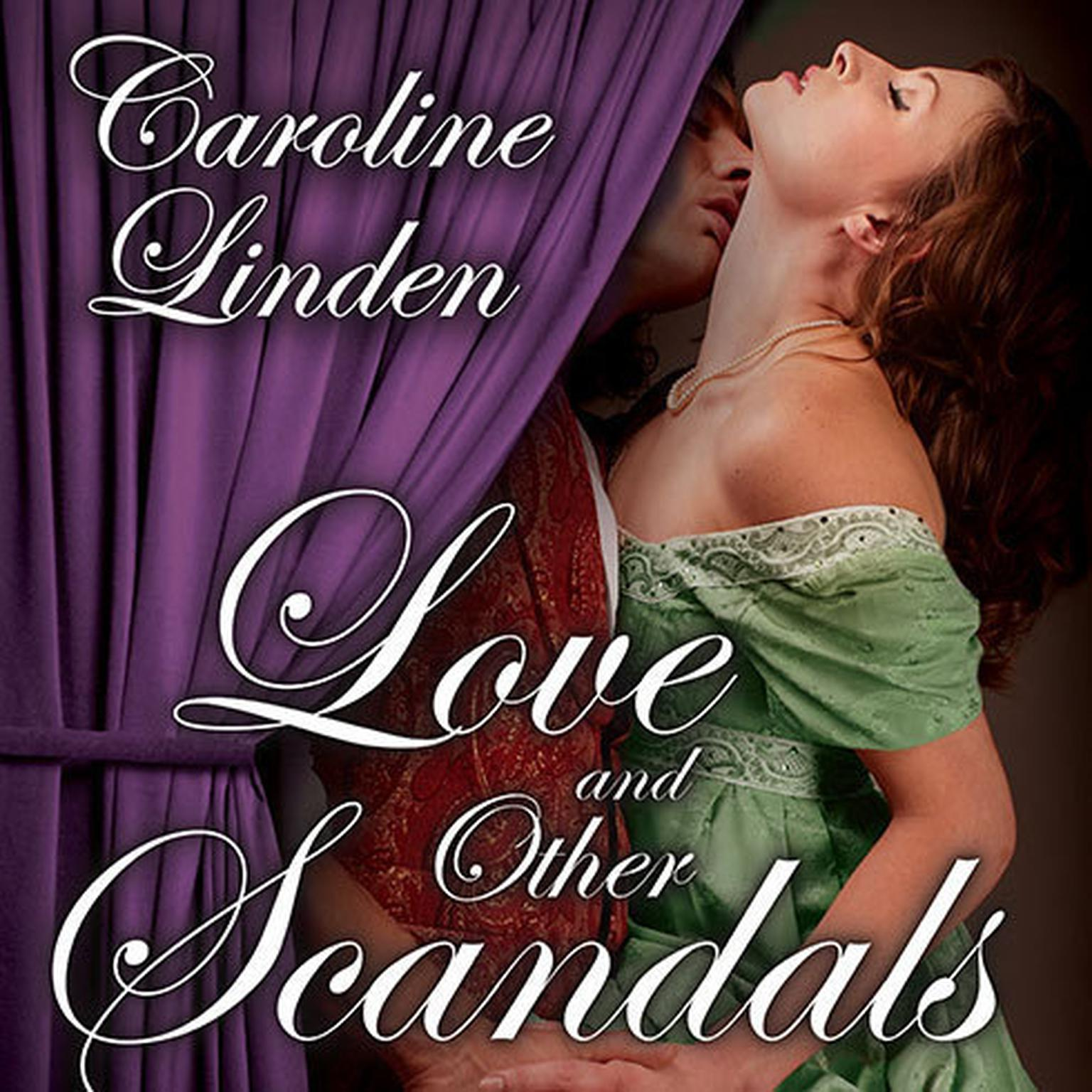Printable Love and Other Scandals Audiobook Cover Art