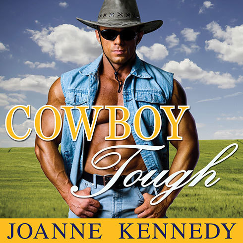 Printable Cowboy Tough Audiobook Cover Art