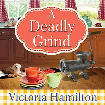 A Deadly Grind Audiobook, by Donna Lea Simpson