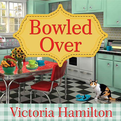 Printable Bowled Over Audiobook Cover Art