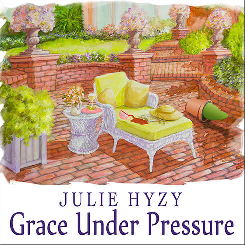 Printable Grace Under Pressure Audiobook Cover Art