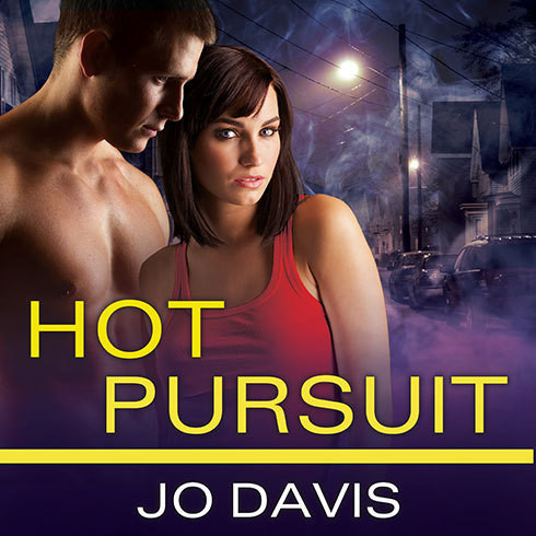 Printable Hot Pursuit: A Sugarland Blue Novel Audiobook Cover Art