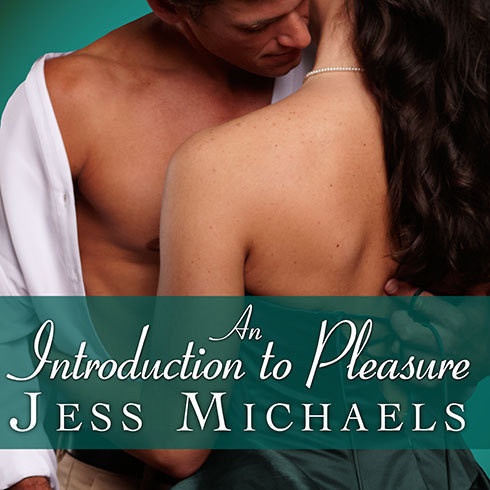 Printable An Introduction to Pleasure Audiobook Cover Art