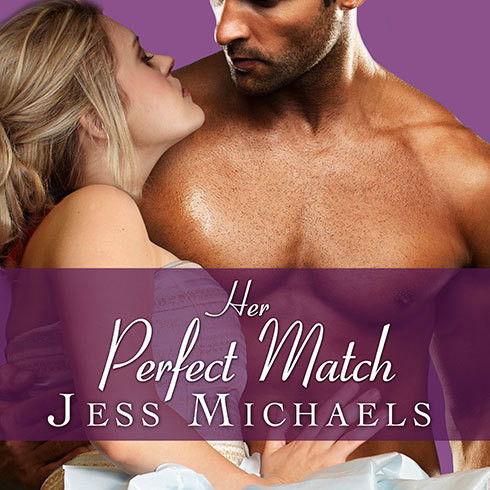 Printable Her Perfect Match Audiobook Cover Art