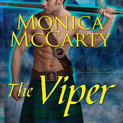 The Viper: A Highland Guard Novel, by Monica McCarty, Antony Ferguson