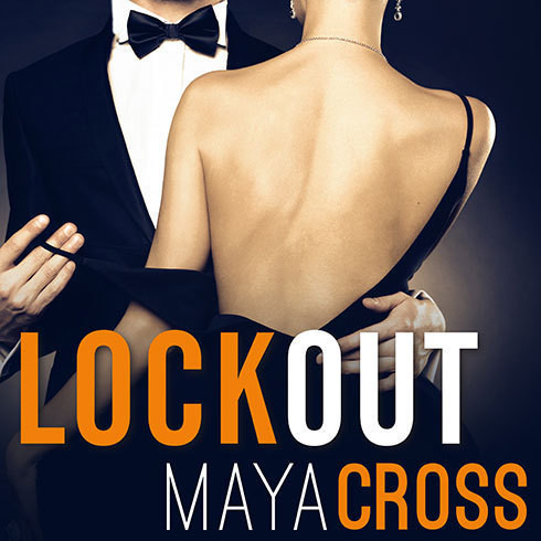 Printable Lockout Audiobook Cover Art