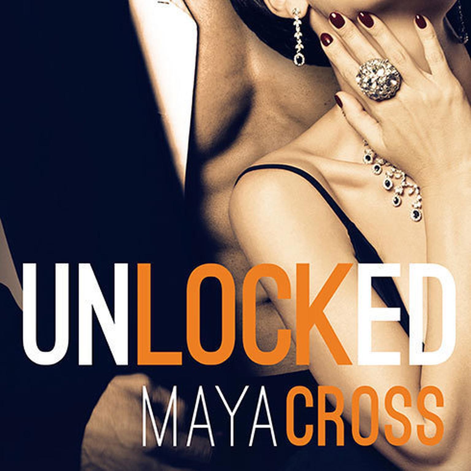 Printable Unlocked Audiobook Cover Art