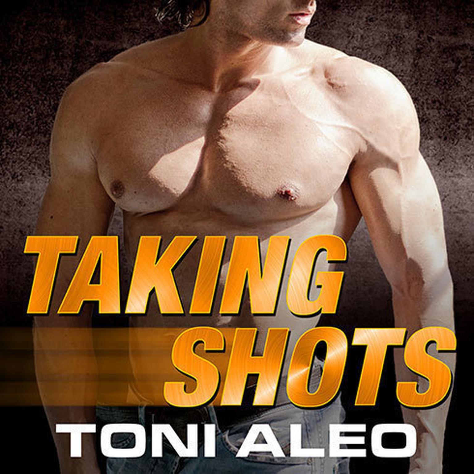Printable Taking Shots Audiobook Cover Art