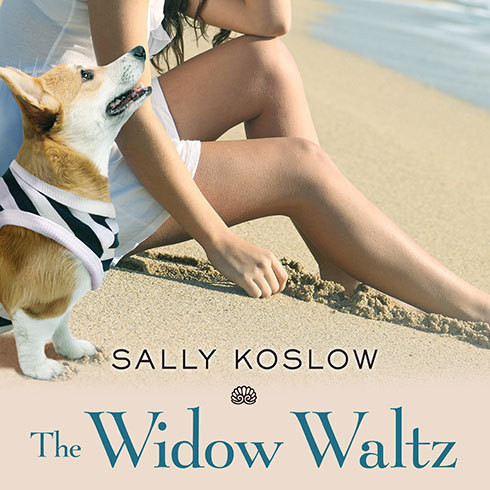 Printable The Widow Waltz Audiobook Cover Art