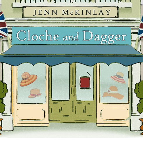Cloche and Dagger Audiobook, by Jenn McKinlay