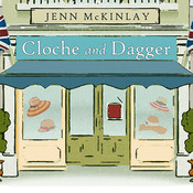 Cloche and Dagger, by Jenn McKinlay