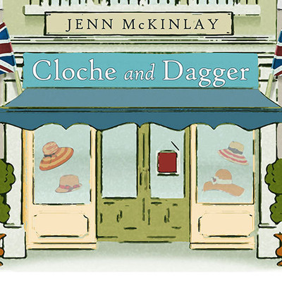 Cloche and Dagger Audiobook, by
