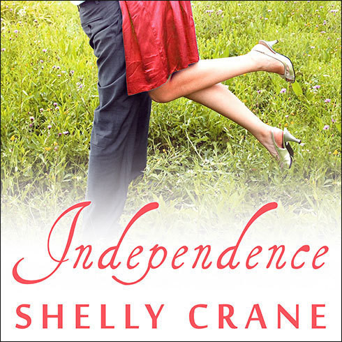 Printable Independence Audiobook Cover Art