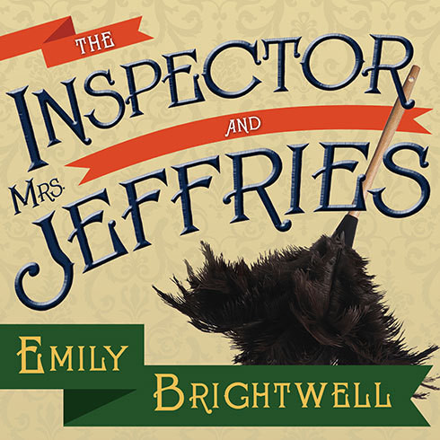 Printable The Inspector and Mrs. Jeffries Audiobook Cover Art